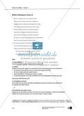 Skills: Analysing Shakespearean Sonnets: Stylistic Devices, Lernziele + Aufgaben + Lösungen Preview 42