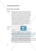 Additional Material: Unterrichtsmaterialien zu William Shakespeare Preview 2
