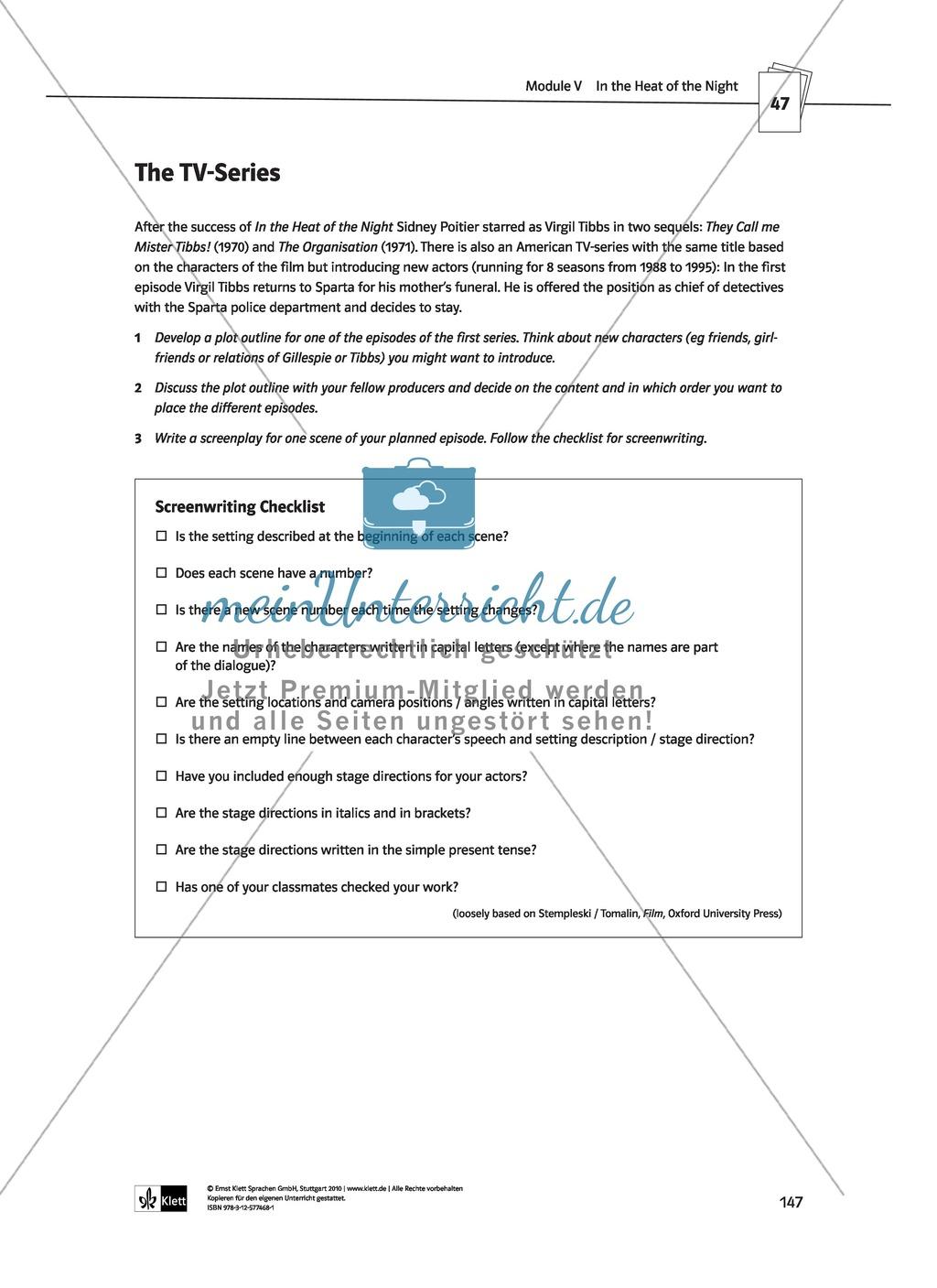 Driving Miss Daisy: Lernziele + Inhalt + Arbeitsblätter + Klausur + Lösungen Preview 40