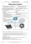 Filmanalyse: Übersicht + Kopiervorlagen Preview 9