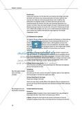 Cameron as the main character: Direct and indirect characterisation. Mit didaktischen Anmerkungen, Kopiervorlagen, Vokabelanmerkungen und Lösungsvorschlägen. Preview 3