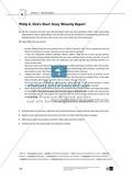 Minority Report - Pre-Viewing activities: Grundlagen zum Verständnis des Inhalts anhand einer short story Thumbnail 2
