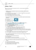 Gattaca - While-Viewing activities: Das erste Sehen - Funktion von Prolog und Rückblenden und weitere Erkenntnisse zum Thema