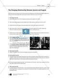 Gattaca - Das zweite Sehen: Charakterisierung des Protagonisten, Darstellung der Zukunftsgesellschaft und filmsprachliche Elemente durch das freeze frame-Verfahren Preview 10