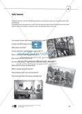 Pre-reading activities: Einstieg in die Lektüre + Lernziele + Methoden + Aufgaben + Kopiervorlagen + Klausurvorschläge + Lösungen Preview 33