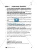 Pre-reading activities: Einstieg in die Lektüre + Lernziele + Methoden + Aufgaben + Kopiervorlagen + Klausurvorschläge + Lösungen Preview 37