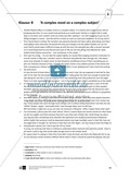 Pre-reading activities: Einstieg in die Lektüre + Lernziele + Methoden + Aufgaben + Kopiervorlagen + Klausurvorschläge + Lösungen Preview 39