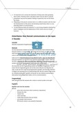 While-Reading Activities: Lernziele + Methoden + Aufgaben + Kopiervorlagen + Klausurvorschläge + Lösungen Preview 6