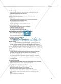 Post-reading activities: Lernziele + Methoden + Aufgaben + Kopiervorlagen + Lösungen Preview 11