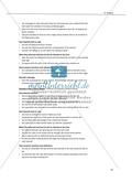 Post-reading activities: Lernziele + Methoden + Aufgaben + Kopiervorlagen + Lösungen Preview 15