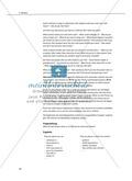 Post-reading activities: Lernziele + Methoden + Aufgaben + Kopiervorlagen + Lösungen Preview 2