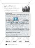 Post-reading activities: Lernziele + Methoden + Aufgaben + Kopiervorlagen + Lösungen Preview 32