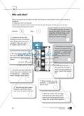 Post-reading activities: Lernziele + Methoden + Aufgaben + Kopiervorlagen + Lösungen Preview 33