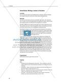 Post-reading activities: Lernziele + Methoden + Aufgaben + Kopiervorlagen + Lösungen Preview 6