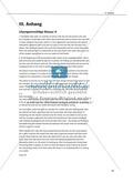 Post-reading activities: Lernziele + Methoden + Aufgaben + Kopiervorlagen + Lösungen Preview 7