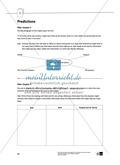 Pre-reading Phase: Lernziele + Kopiervorlagen + Lösungen Thumbnail 9