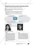 Pre-reading Phase: Lernziele + Kopiervorlagen + Lösungen Preview 12