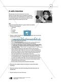 Pre-reading Phase: Lernziele + Kopiervorlagen + Lösungen Preview 13