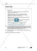 Pre-reading Phase: Lernziele + Kopiervorlagen + Lösungen Preview 14