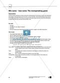 Pre-reading Phase: Lernziele + Kopiervorlagen + Lösungen Preview 20