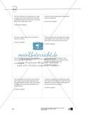 Pre-reading Phase: Lernziele + Kopiervorlagen + Lösungen Preview 22