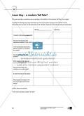 Pre-reading Phase: Lernziele + Kopiervorlagen + Lösungen Preview 30