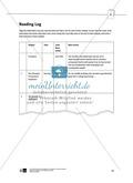 Pre-reading Phase: Lernziele + Kopiervorlagen + Lösungen Preview 5