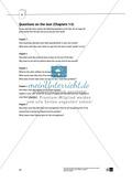 Pre-reading Phase: Lernziele + Kopiervorlagen + Lösungen Thumbnail 5