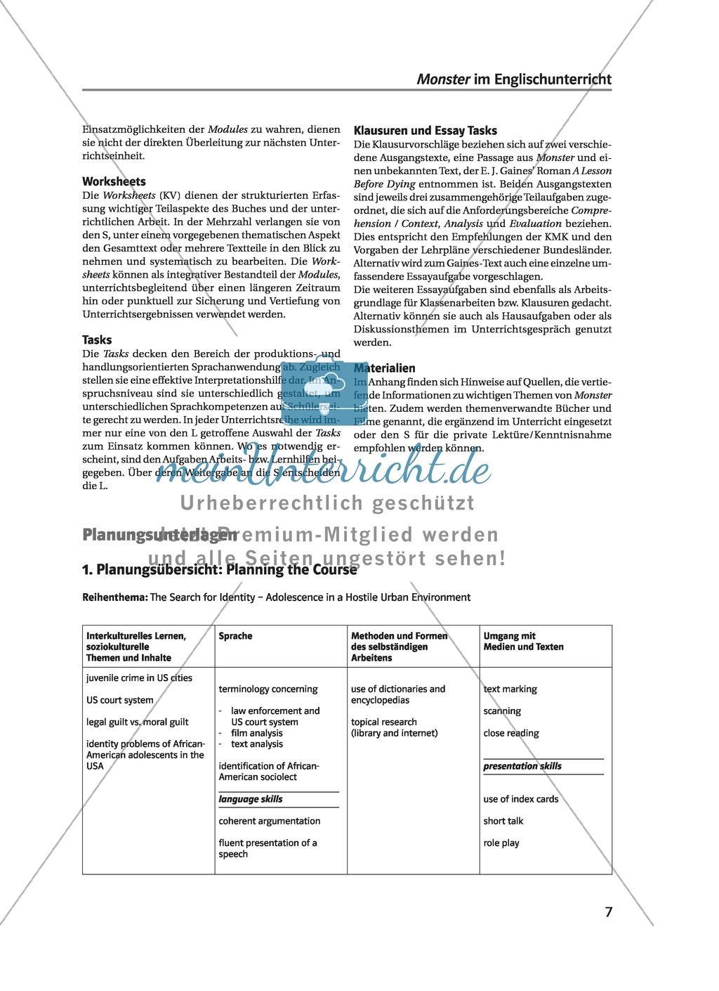 Über Prozessgeschichte/ Roman