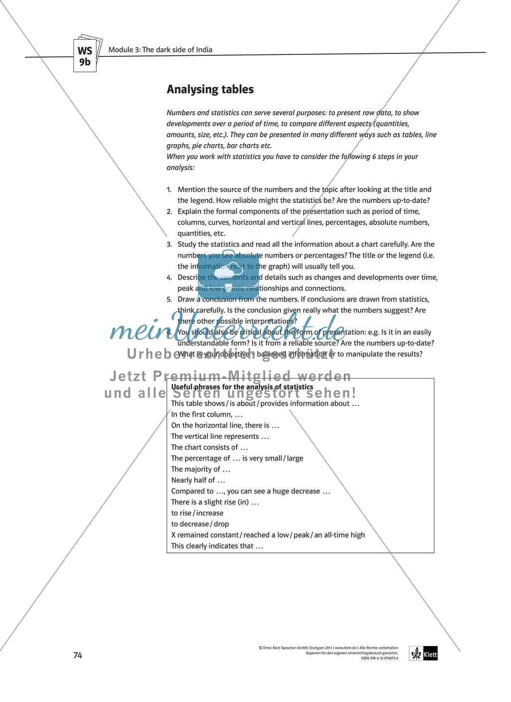 The media in India: Bollywood movies and international TV: Sachanalyse + Lernziele + Unterrichtseinheiten + Kopiervorlagen Preview 26