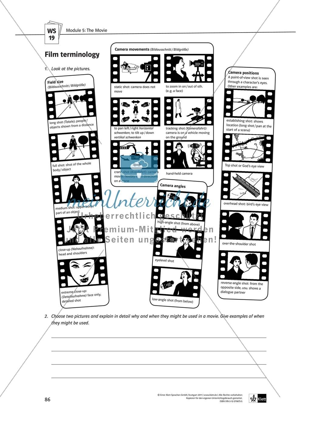 The media in India: Bollywood movies and international TV: Sachanalyse + Lernziele + Unterrichtseinheiten + Kopiervorlagen Preview 38