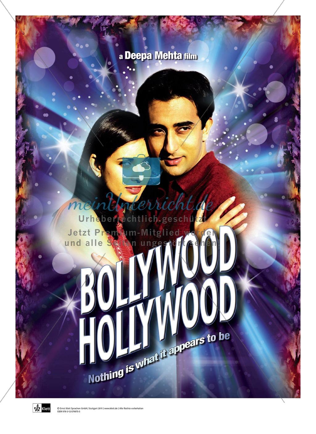 The Movie Slumdog Millionaire: Sachanalyse + Lernziele + Unterrichtseinheiten + Kopiervorlagen Preview 40