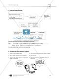 Arbeitsblätter für einen kommunikativen Grammatikunterricht: Present perfect Thumbnail 1