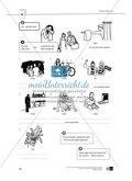 Arbeitsblätter für einen kommunikativen Grammatikunterricht: Present perfect Thumbnail 2