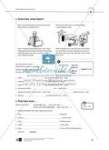 Arbeitsblätter für einen kommunikativen Grammatikunterricht: Present perfect Thumbnail 3