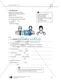 Arbeitsblätter für einen kommunikativen Grammatikunterricht: Present perfect Thumbnail 5