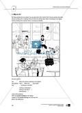 Englische Grammatik üben: Arbeitsblätter zu Partizipien Preview 1