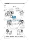 Einfache Einkaufsdialoge auf englisch entwickeln: conversation + numbers up to 100 + listening Preview 8
