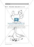 Englischen Wortschatz erarbeiten: animals on the farm + numbers Preview 5