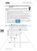 Chemie, Allgemeine Chemie, Chemische Arbeitsverfahren, rätsel
