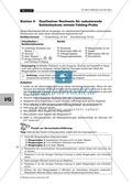 Chemie, Organische Chemie, Allgemeine Chemie, Kohlenhydrate, Nachweisreaktionen, Nachweisreaktion