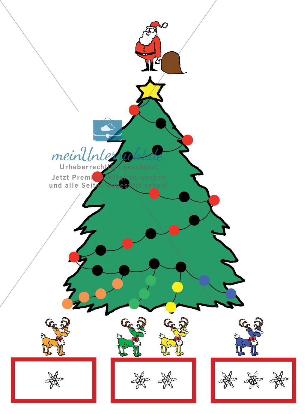 Organische Chemie an Stationen - Bummel über den Weihnachtsmarkt Preview 29