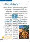 Religion-Ethik, Religion, Gott, Begegnungen mit Gott in der Bibel, die bibel, das symbol wüste
