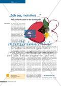 Zugänge zu Paul Gerhardts Lieder in der Grundschule Preview 1