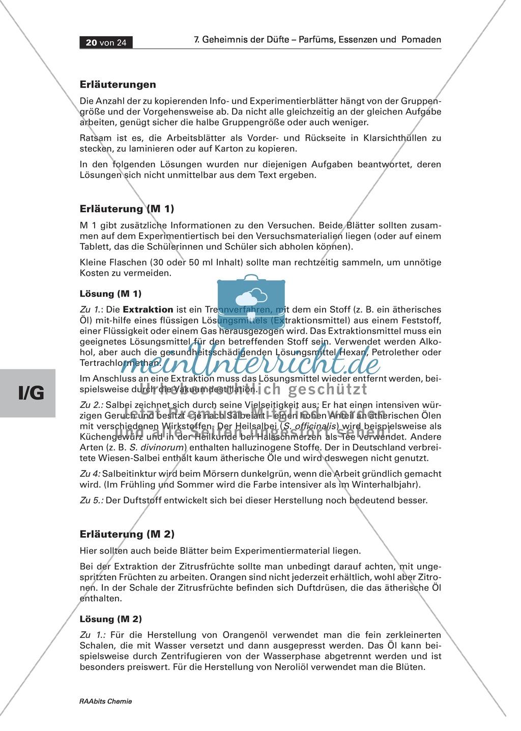 Herstellung einer Salbei-Tinktur durch Extraktion und Informationen zu seiner Anwendung bei Entzündungen Preview 2