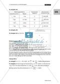 Informationen, Übungen und Schülerversuch zur Stoffmengenkonzentration Thumbnail 1