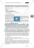 Analytische Verfahren zur Konzentrationsbestimmung: Neutralisations-, Leitfähigkeits- und Redoxtitration (Sek II) Preview 1
