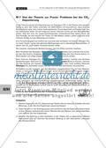 Von der Theorie zur Praxis: Probleme bei der CO2- Deponierung / Stationenzirkel Preview 1