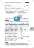 Von der Theorie zur Praxis: Probleme bei der CO2- Deponierung / Stationenzirkel Preview 2