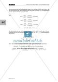 Übung zum Rechnen mit chemischen Größen: C, H-Analyse von Benzoesäure mit Calciumchlorid-Rohr und Fünf-Kugel-Apparat Preview 3